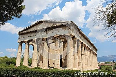 Temple Agora, Athens
