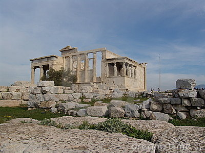 Temple of Athena Nike 1