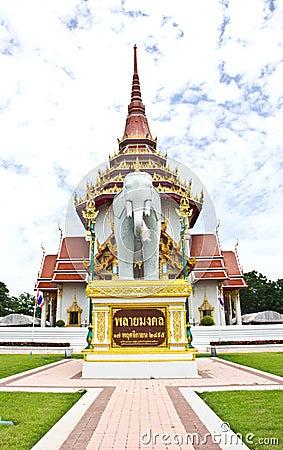 Temple Ayutthaya Thailand