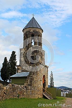 Temple of Bagrati monastery