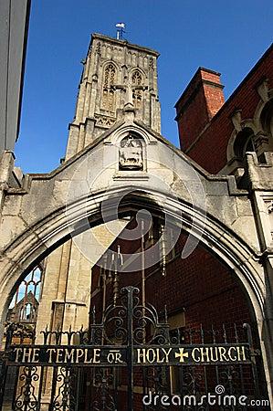 Temple Church, Bristol