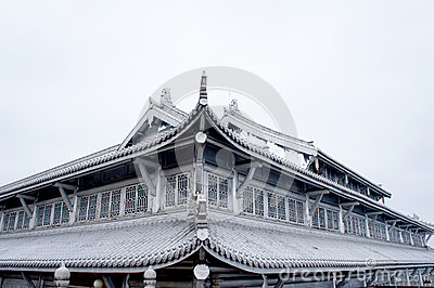 the temple of emei mountain