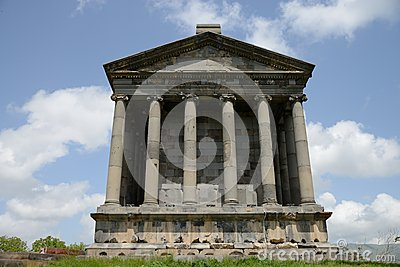 Temple Garni, Armenia
