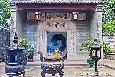 Temple of guan yu