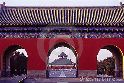 Temple of the heaven