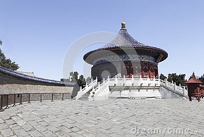 Temple of Heaven,Beijing,Chine