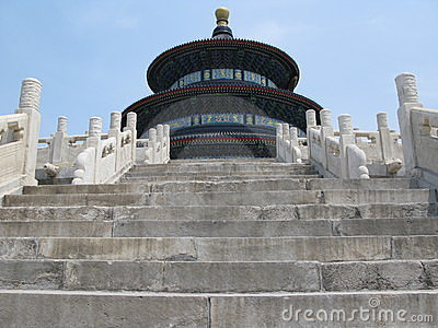 Temple of heaven steps