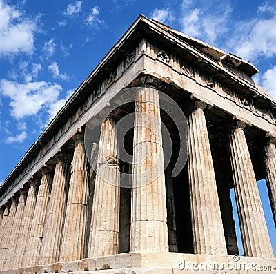 Temple Hephaisteion,Athens
