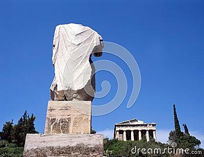 Temple Hephaisteion (Theseion).