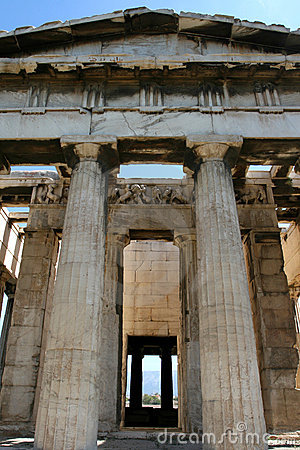 Temple Hephaisteion (Theseion)