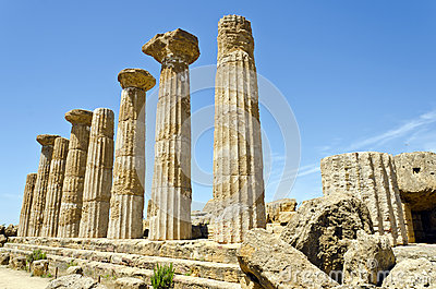 Temple of Heracles - Valley of the Temples