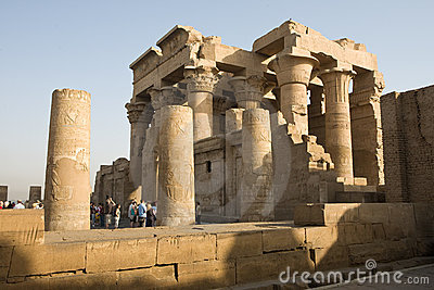 Temple of Hor. Egypt. Kom-Ombo