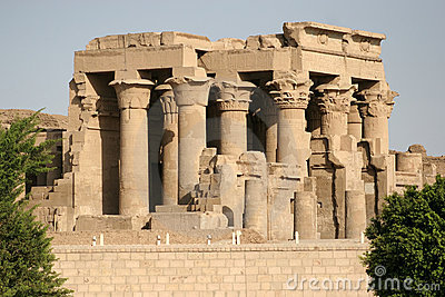 Temple of Horus and Sobek in Kom-Ombo