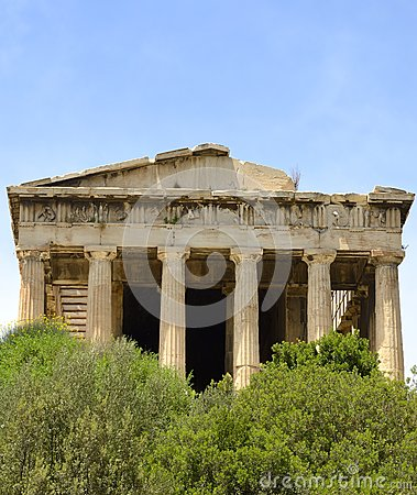 Temple of Hyphaestus