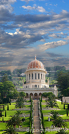 Free Temple In Haifa Royalty Free Stock Images - 671629