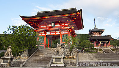 Temple in Japan
