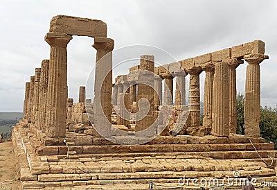 Temple of Juno Agrigento