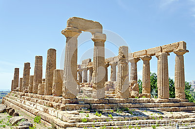 Temple of Juno - Valley of the Temples