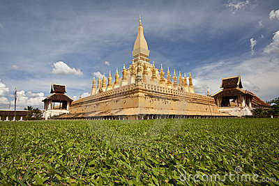 Temple of lao