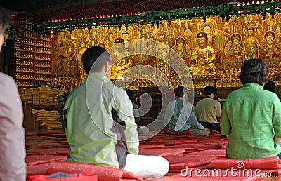 Temple Meditate