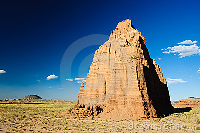 Temple of the Moon, Cathedral Valley