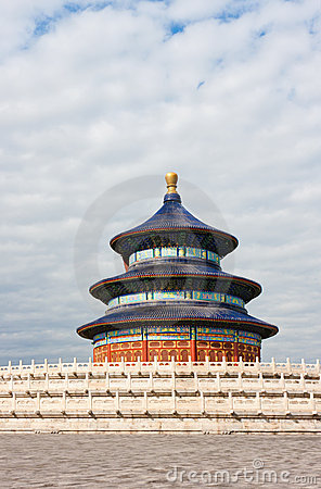 Free Temple Of Heaven, Beijing Royalty Free Stock Photography - 19493747
