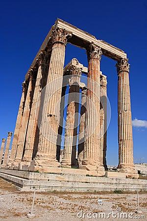 Temple of Olympian Zeus/Agrigento