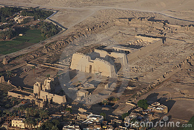 Temple of Ramses II, Luxor, Egypt