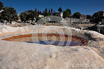 Temple Ruins Close Up