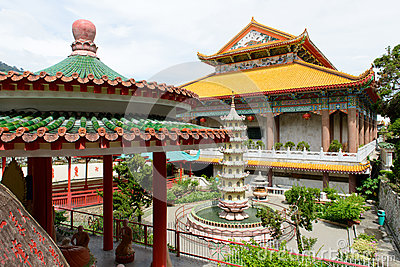 Temple of supreme bliss Kek Lok Si, Penang