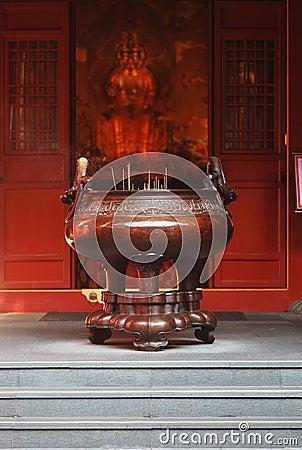 Temple Urn