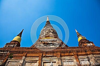 Temple of Wat Mongkol