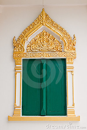 Free Temple Window Stock Images - 17020084