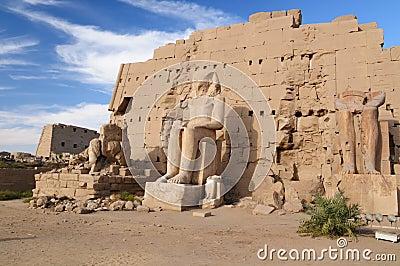 Temples of Karnak, Egypt