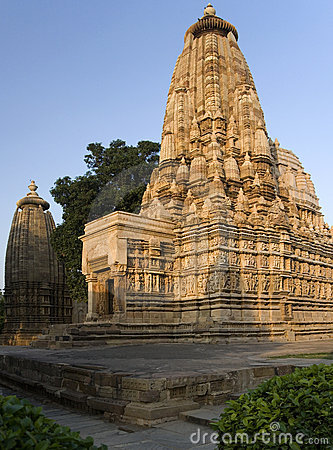 Temples at Khajuraho - India