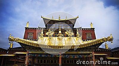 Temples in Tibet