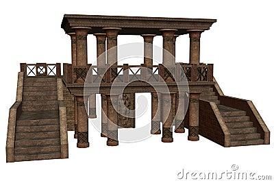 Templo da fantasia