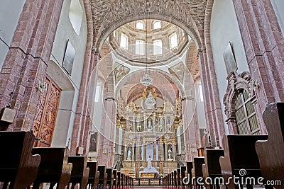 Templo de la Purísima Concepción (Las Monjas) in San Miguel de