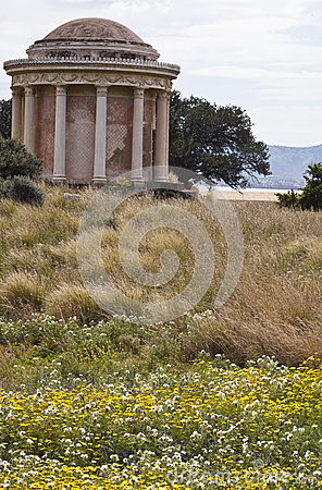 Templo em Palermo, Monte Pellegrino