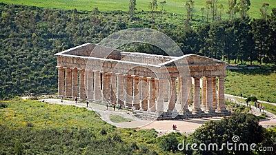 Templo grego em Segesta