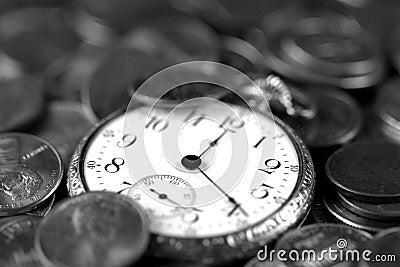 Tempo e concetto dei soldi