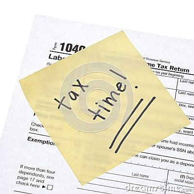 Temps d impôts