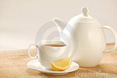 Temps de thé