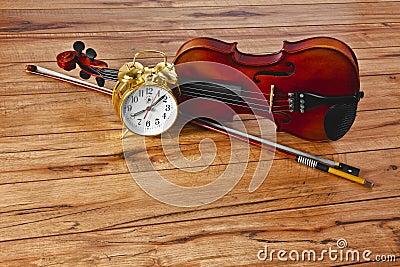 Temps de violon