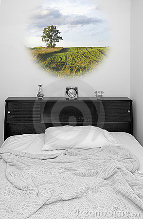 Temps rêveur (mélangé, couleur et noirs et blancs)