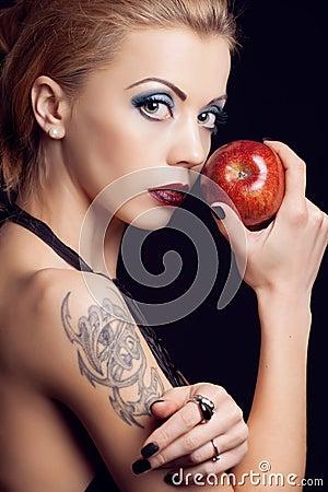 Free Temptation Royalty Free Stock Image - 14664666