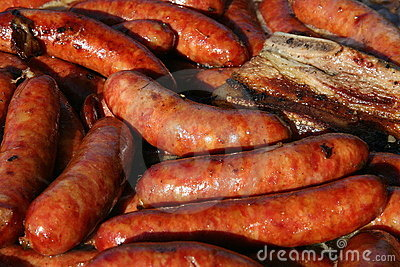Tempting sausages