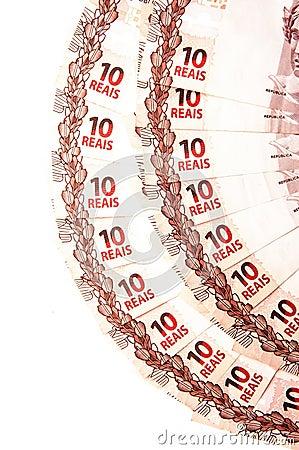 Ten Brazilian Real