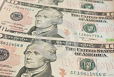 Ten-dollar bill