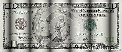 Ten Dollars Bill